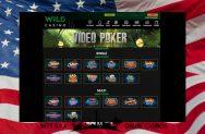 Wild Casino USA Video Poker