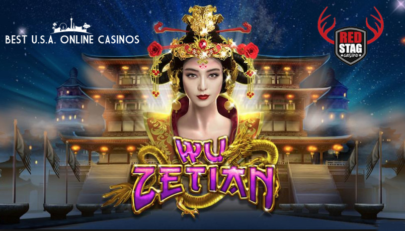 Wu Zetian Free Spins at Red Stag Casino