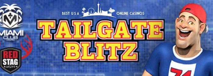 Deck Media Announces Promo for New Tailgate Blitz Slots