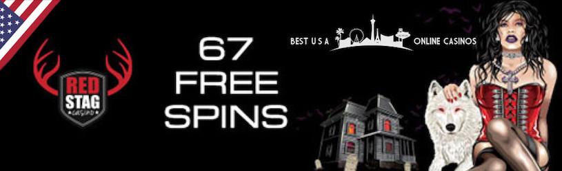 Free Spins Vampire Vixen Slots at Red Stag