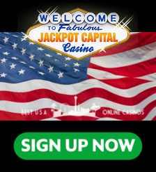 Jackpot Capital Sign Up Banner