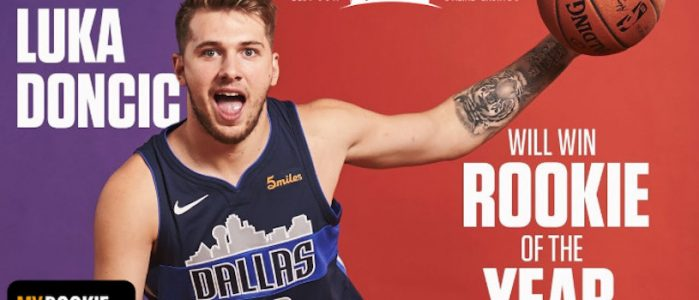 MyBookie Pays Out Luka Doncic Wagers Early