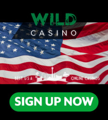Wild Casino Sign Up Banner