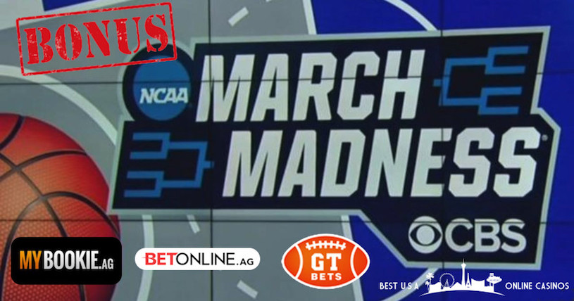 Best Sportsbook Welcome Bonus for 2019 March Madness