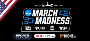 Best USA Sportsbooks to Bet 2019 March Madness Online