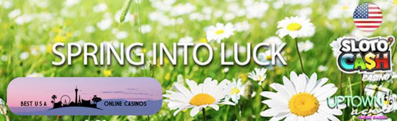 Deck Media Spring Into Luck 2019