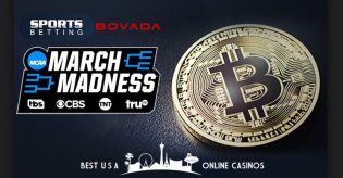 Gamble on 2019 March Madness with Cryptocurrency