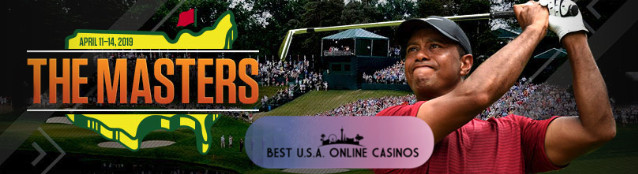 Bet on the 2019 Masters at USA Online Sportsbooks