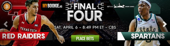 Bet on 2019 Final Four at MyBookie
