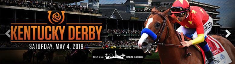 Bet on 2019 Kentucky Derby Online