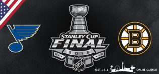 Bet on the 2019 Stanley Cup Finals