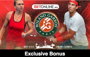 BetOnline 2019 French Open Bonus