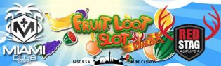 Free Spins for Fruit Loot Slots at Deck Media