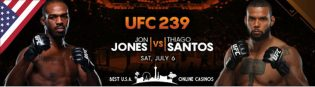 Bet on UFC 239 at the Best USA Online Sportsbooks