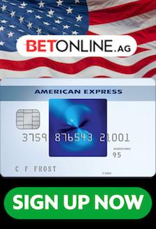 BetOnline American Express Deposits