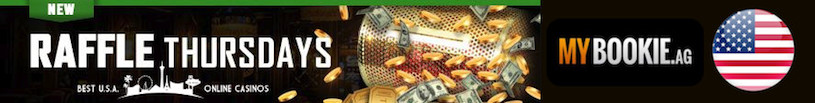 Raffle Thursdays at MyBookie Casino