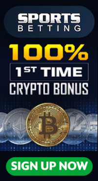 SportsBetting.ag Crypto Welcome Bonus Banner