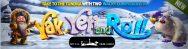Yak Yeti and Roll Slots Banner