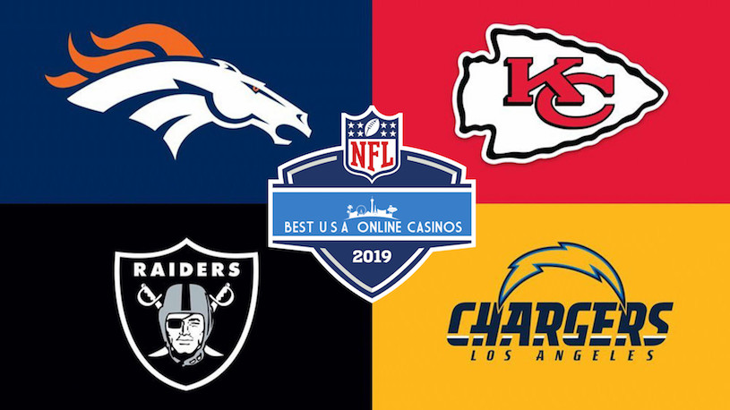AFC West 2019 Gambling Guide