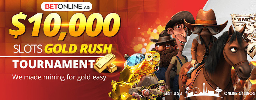 $10,000 Slots Gold Rush Tournament Kicks Off Today | Best
