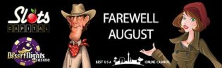 Farewell August 2019 Promotion