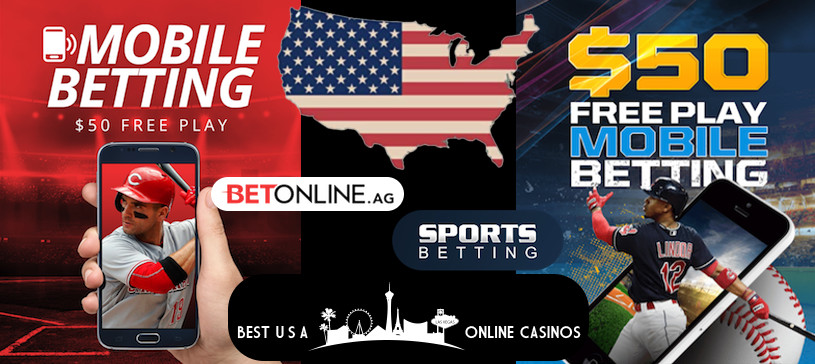 Free Mobile Bets at Top American Online Sportsbooks