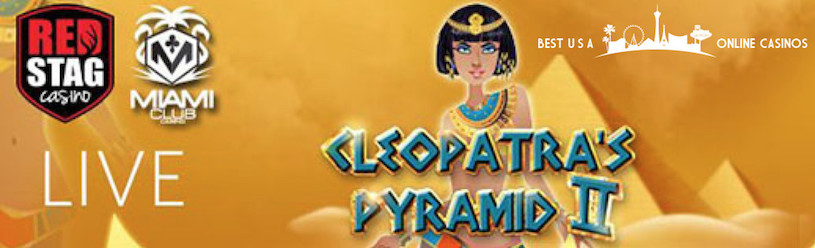 Free Spins for Cleopatra's Pyramid II Slots