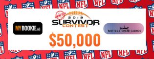 MyBookie 2019 NFL Survivor Pool