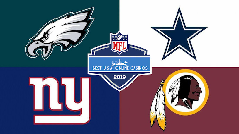 NFC East Gambling Guide 2019