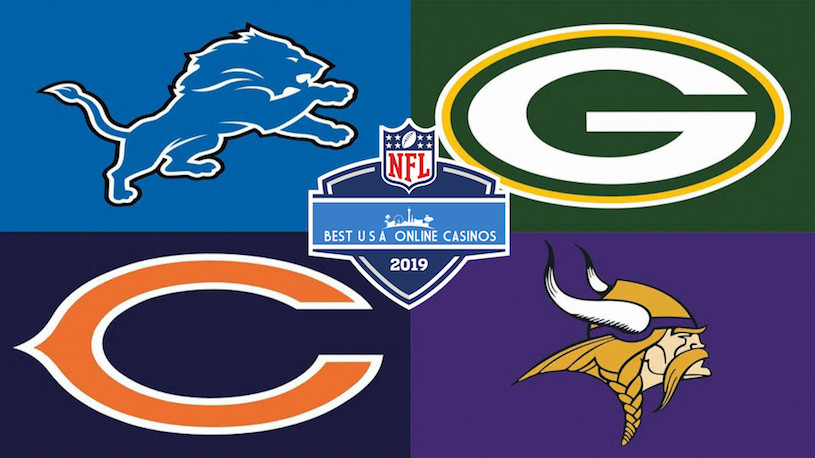 NFC North Gambling Guide 2019