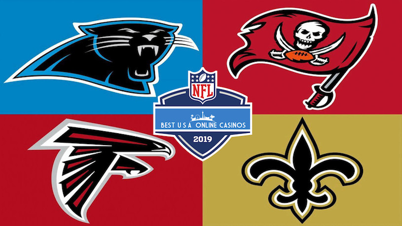 NFC South 2019 Gambling Guide