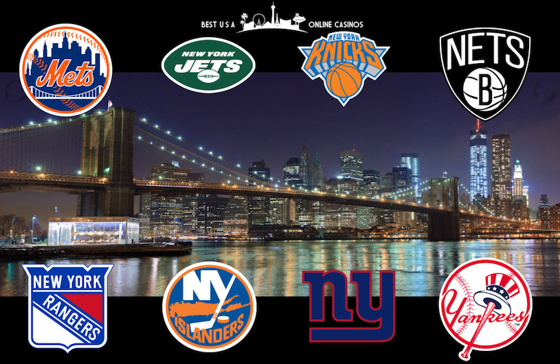Online Sportsbooks Accepting New York State in 2019