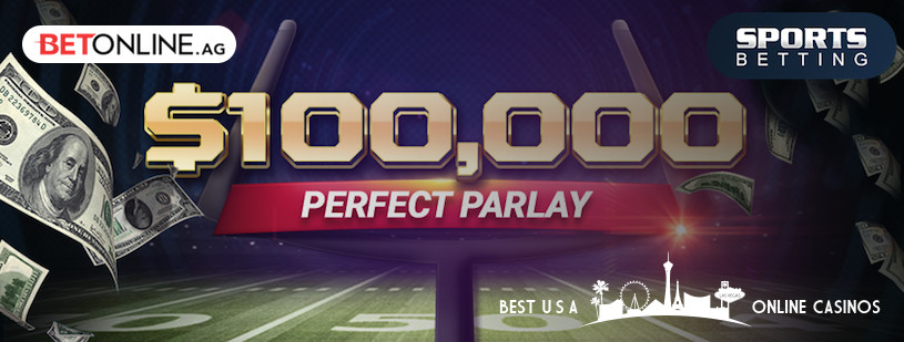 Win $100,000 for a Perfect NFL Parlay in 2019