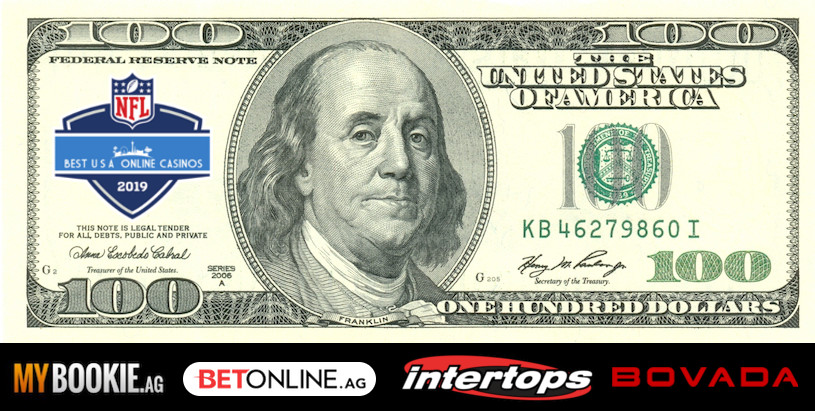 Best USA Online Sportsbook Bonuses for 2019 NFL Season