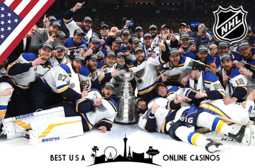 Best USA Online Sportsbooks for NHL Betting in 2019