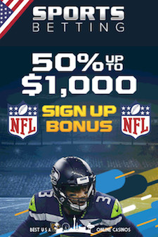 SportsBetting.ag NFL Sign Up Bonus Banner