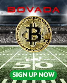 Bovada Bitcoin Sign Up Banner