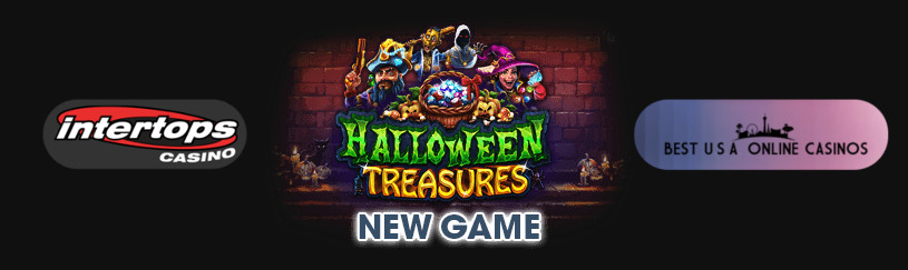 Free Spins for New Halloween Treasures Slots