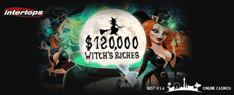 Intertops Casino Halloween 2019 Slots Promotion