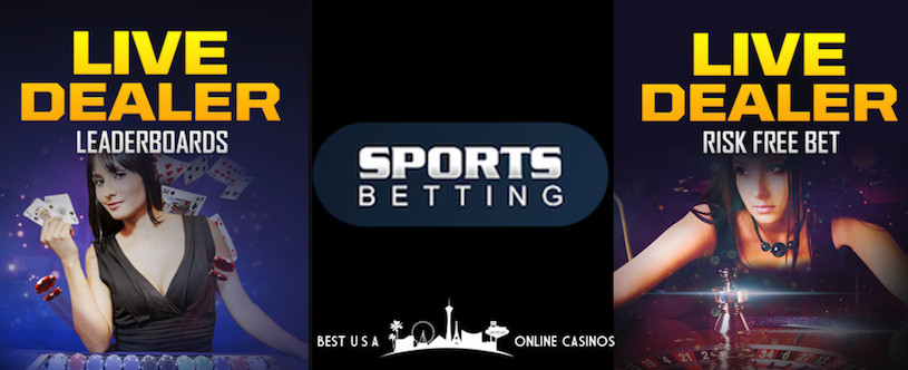 Live Dealer Casino Promotions at SportsBetting.ag