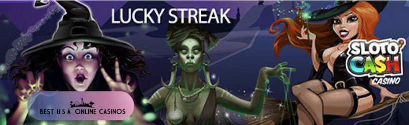 Sexy Spins and Voodoo Deposit Bonuses at Sloto'Cash Casino