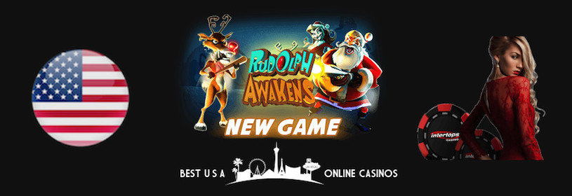 Free Spins for Rudolph Awakens Slots