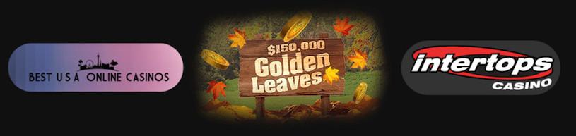 Intertops Casino Golden Leaves Promotion