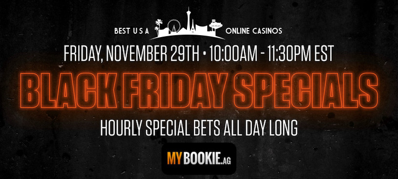 MyBookie Sportsbook Black Friday Specials for 2019