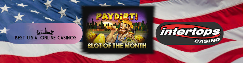 Pay Dirt Slot of the Month at Intertops for November 2019