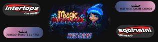 Magic Mushroom Slots Promotion at Intertops Casino