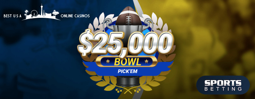 NCAA 2019 Bowl Pick'em Contest at SportsBetting.ag