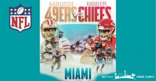 Bet On Super Bowl LIV at U.S. Online Sportsbooks
