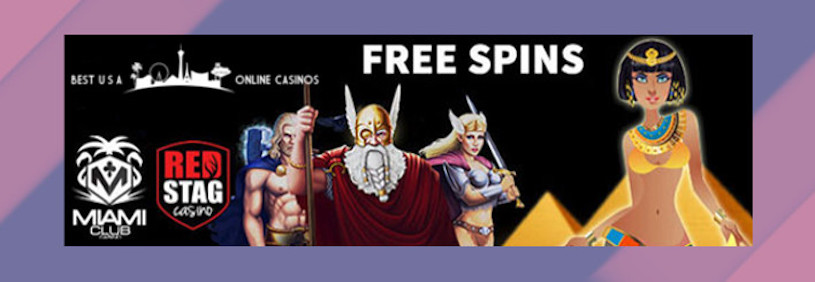 Free Spins Bonuses for Mystical USA Online Slot Games