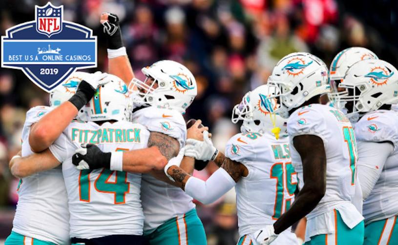 NFL 2019 Offshore Gambling Recap for Week 17